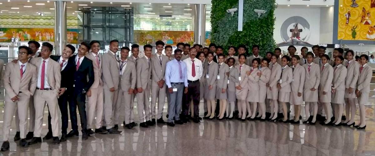 Kanur airport visit 2020